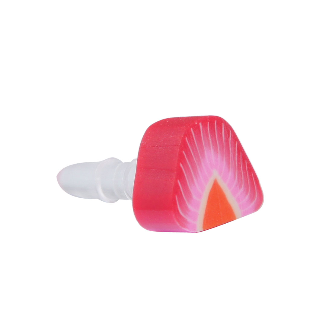Red-Fruit-Accent-3-5mm-Dust-proof-Ear-Cap-Plug-Stopper-for-Mobile-Phone-MP3