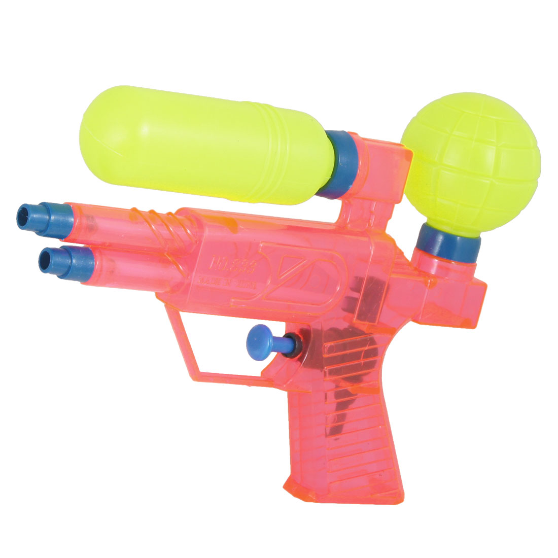 Kids-Playing-Plastic-Triggered-Squirt-Gun-Water-Toy-Pink-Yellow-Blue