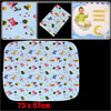 Baby Infant Travel Home Cartoon Animal Pattern Waterproof Changin...