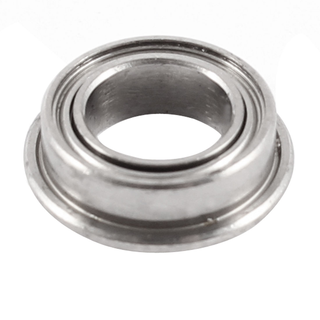 8mm-x-5mm-x-2-5mm-Radial-Shielded-Deep-Groove-Flanged-Ball-Bearing