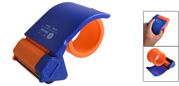 Blue Orange Plastic 3