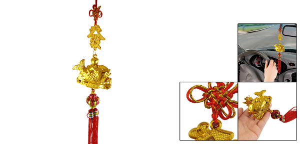 Auto Car Decoration Surplus Year After Year Pendant Chinese Knot Ornament