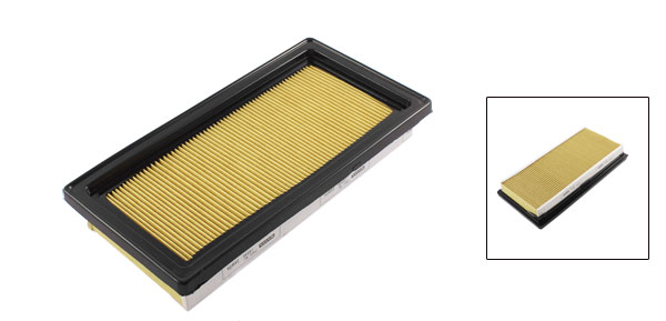 Car Air-intake System Panel Air Filter Yello Black 16546-3AWOA