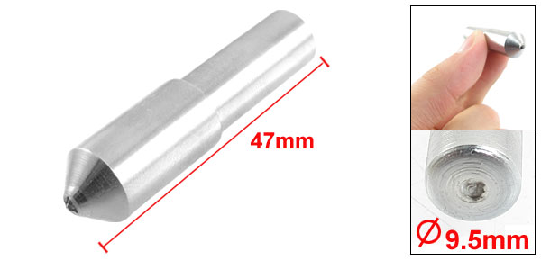 11mm Diameter Tapered Tip Diamond Dresser for Grinding Wheel