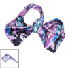 Multi Color Polyester Scarf Wrap Ornament for Ladies