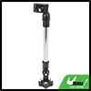 Bike Bicycle Extendable Length Umbrella Holder Black Silver Tone