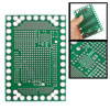 Universal Double Side PCB Board Stripboard Green 104mm x 72mm