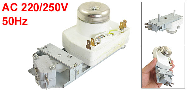 Repair Part 30 Minutes Timer Time Control for Microwave Oven AC 220/250V
