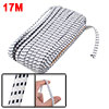 Pants Trousers Replacement 5mm Width White Black Stretchy Band 17...