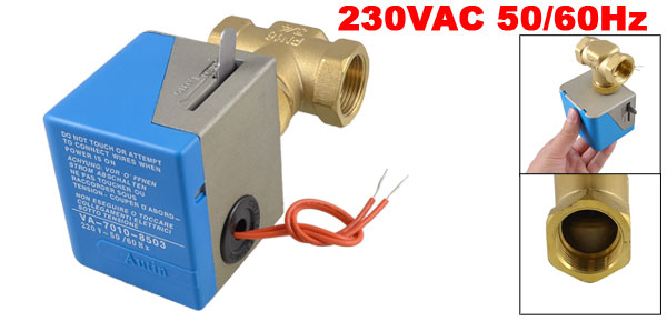 230VAC 50/60Hz 3/4