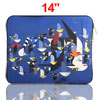 "14"" 14.1"" 14.4"" Birds Zip up Laptop Sleeve Bag Case Cover for Ace..."