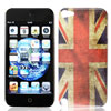Retro Style Union Jack UK Flag IMD Hard Back Case Cover for Apple iPod Touch 5 5G