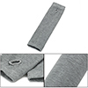 Uxcell Women's Arm Warmer Knit Long Fingerless Gloves Light Gray ...