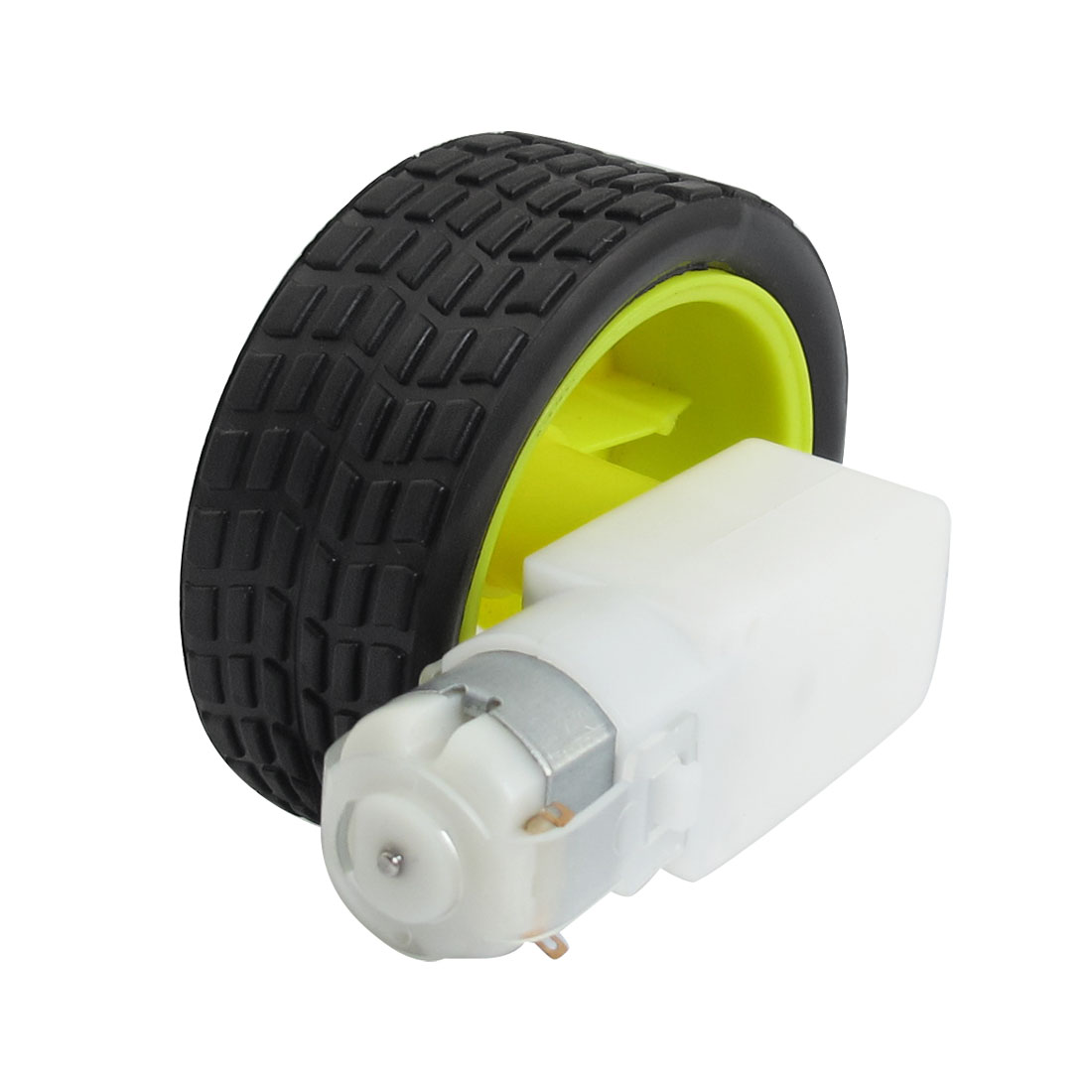 15RPM-3V-Monoaxial-DC-Geared-Motor-w-Plastic-Tire-Wheel-for-DIY-Robot-Smart-Car