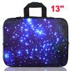 "13"" 13.3"" Blue Sky Notebook Laptop Sleeve Handle Bag Case for HP"