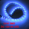 Auto Car Interior Steady Blue 45 1210 SMD LED Flexible Light Stri...