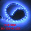 Auto Car Interior Steady Blue 45 1210 SMD LED Flexible Light Stri...
