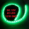 Car Truck 45 LED 1210 3528 SMD Decorative Flexible Light Strip Ba...