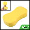 Auto Car Wash Wax Bundle Soap Yellow Sponges 21cm Long