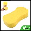 Auto Car Wash Wax Bundle Soap Yellow Sponges 21cm Long