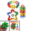 81 in 1 Kids Early Education Multicolor Plastic DIY Building Bloc...