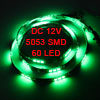 Auto Car Green 60 5053 SMD LED Light Flexible Lamp Strip 120cm