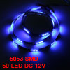 Auto Car Blue 60 5053 SMD LED Light Flexible Lamp Strip 120cm