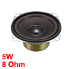 5W 5 Watt 8 Ohm Aluminum Round Internal Magnet Speaker 38mmx64mm