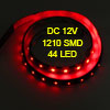 Car Auto Decoration 1210 SMD Bulbs Red 44 LED Light Strip 60cm