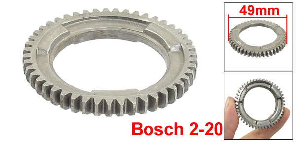 Repair Replacement Electric Power Tool Gear Wheel for Bosch 2-20