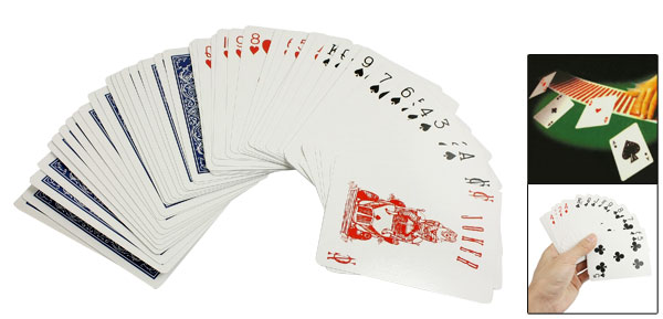 Magic Variable Magical Playcard Trick Props Poker Game for Show Party
