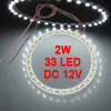 Vehicle Car 100mm 33-led SMD Angel Eye Head Light Halo Rings w Ca...