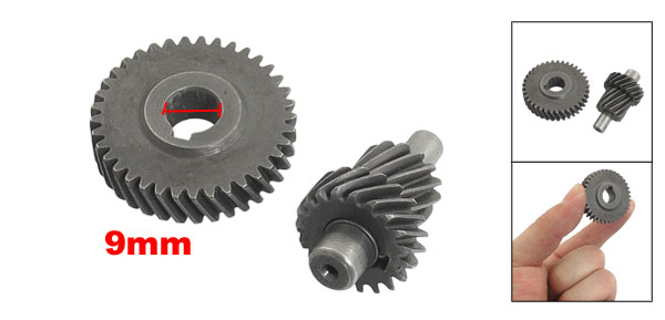 Electric Power Tool Angle Grinder Spiral Bevel Gear Set