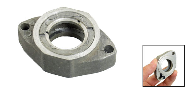 Repair Part Aluminum Marble Cutter Bearing Seat Gray