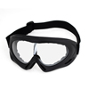 Motorcycle Black Stretchy Band Adjustable Protecting Glasses Goggles for Man