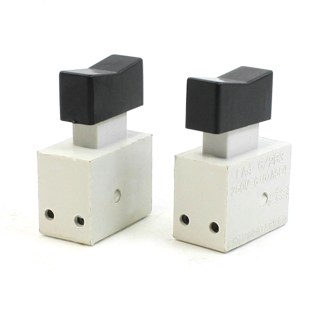 2-Pcs-DPST-Dual-Pole-Push-Button-Trigger-Switch-AC-250V-5A-for-Power-Tool