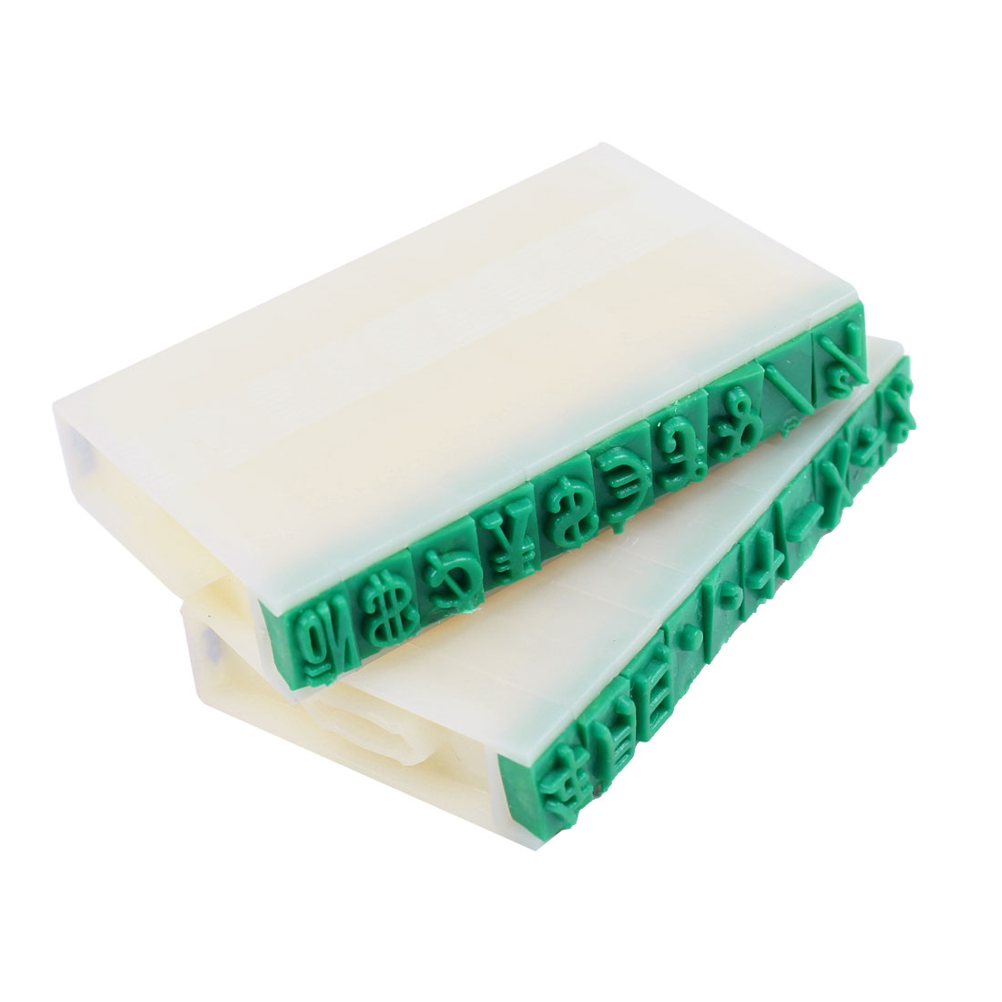 Office-School-Plastic-Handle-Chainese-Word-Math-Symbol-Combination-Stamp-Kit