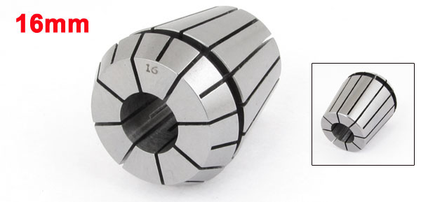 Clamping Range 16mm ER40 Precision Spring Collet Reaming Part