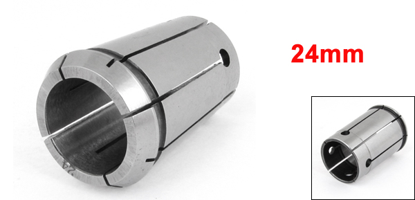 Stainless Steel 24mm Clamp Diameter Spring Collet Tool 2.04