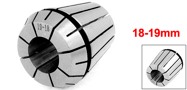 Clamping Range 18-19mm ER40 Precision Spring Collet Reaming Part