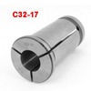 Stainless Steel 17mm Clamp Diameter Spring Collet Chuck