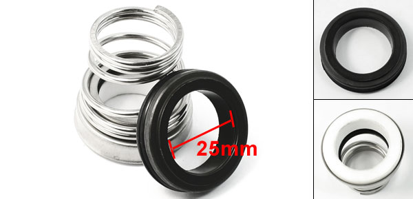 Single Spring Inbuilt Industrial Mechanical Seal 25mm x 40mm x 51mm