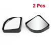 X Autohaux Car Automobile Black Plastic Shell Side Rear View Blin...