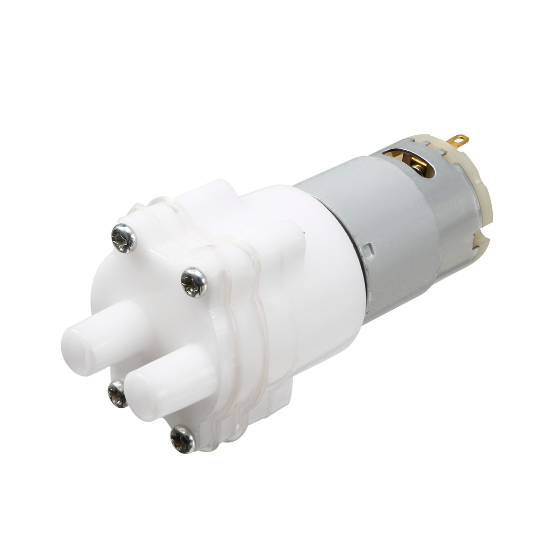 DC-12V-Volt-Speed-1-5-2-L-Min-Cylinder-Shape-Magnetic-Water-Pump-Motor