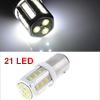 Auto Car 1157 BAY15D White 21 COB LED Bulb Turning Signal Brake Light Lamp