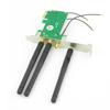 Mini PCI-E to PCI-E Wireless Adapter Converter LAN...