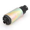 Car Auto Metal 80L/H Wide Open Flow EFI Electric Fuel Pump w Strainer