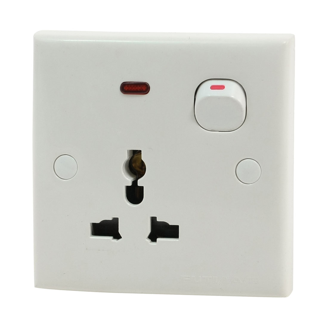 House-AC-250V-13A-3-Pin-AU-EU-UK-Socket-Switch-Wall-Plate-Power-Connector