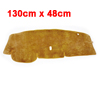 130 x 48cm Brown Heat Absorption Prevent Shine Cus...