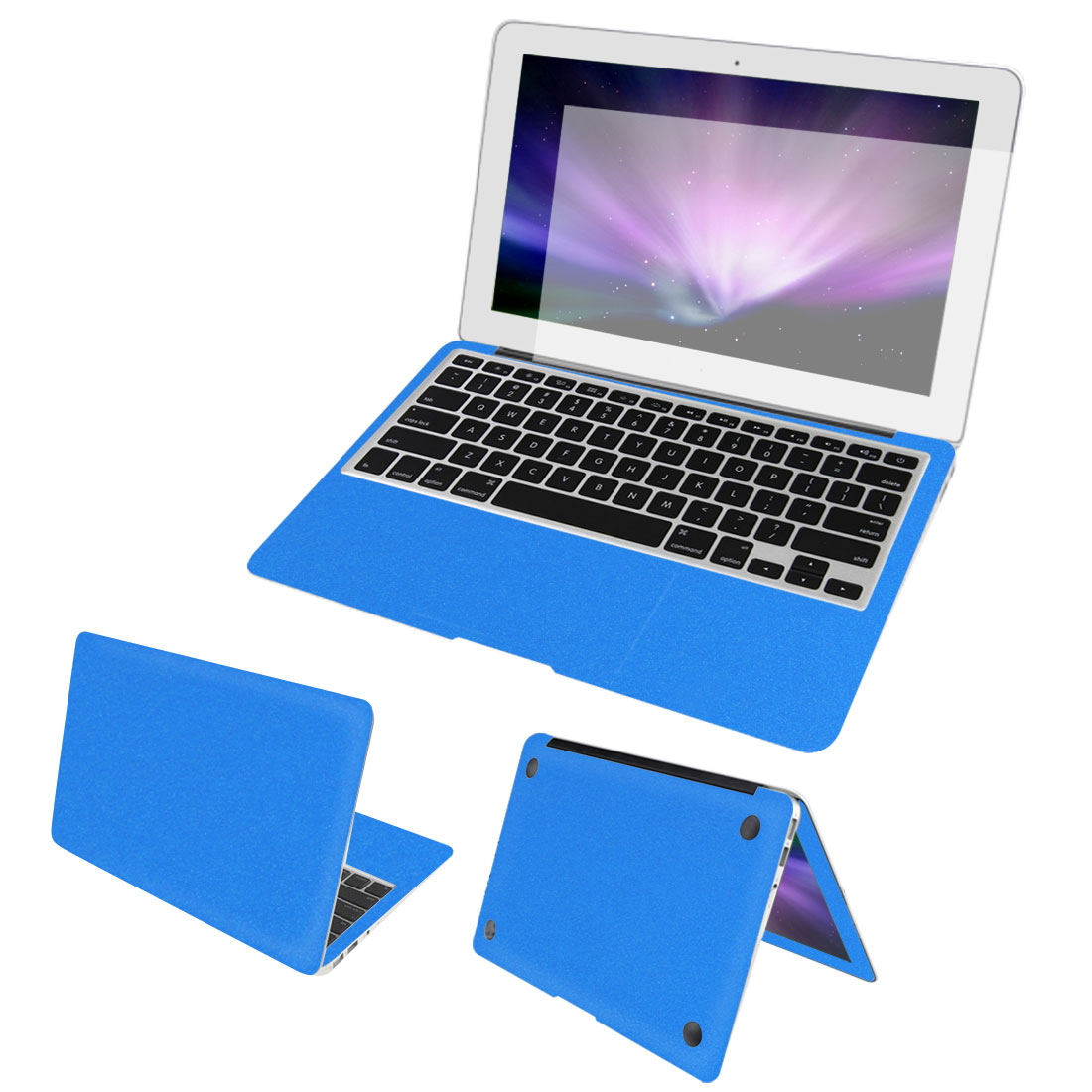 Blue-Full-Body-Wrap-Protector-Decal-Skin-Screen-Guard-for-Apple-Macbook-Pro-15